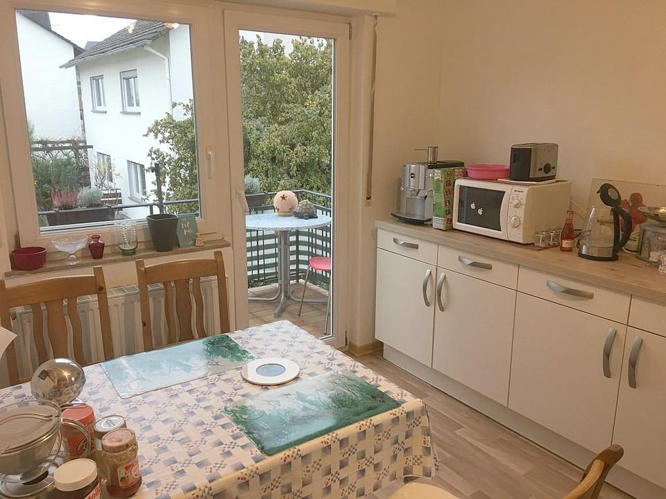 Küche OG mit Balkon